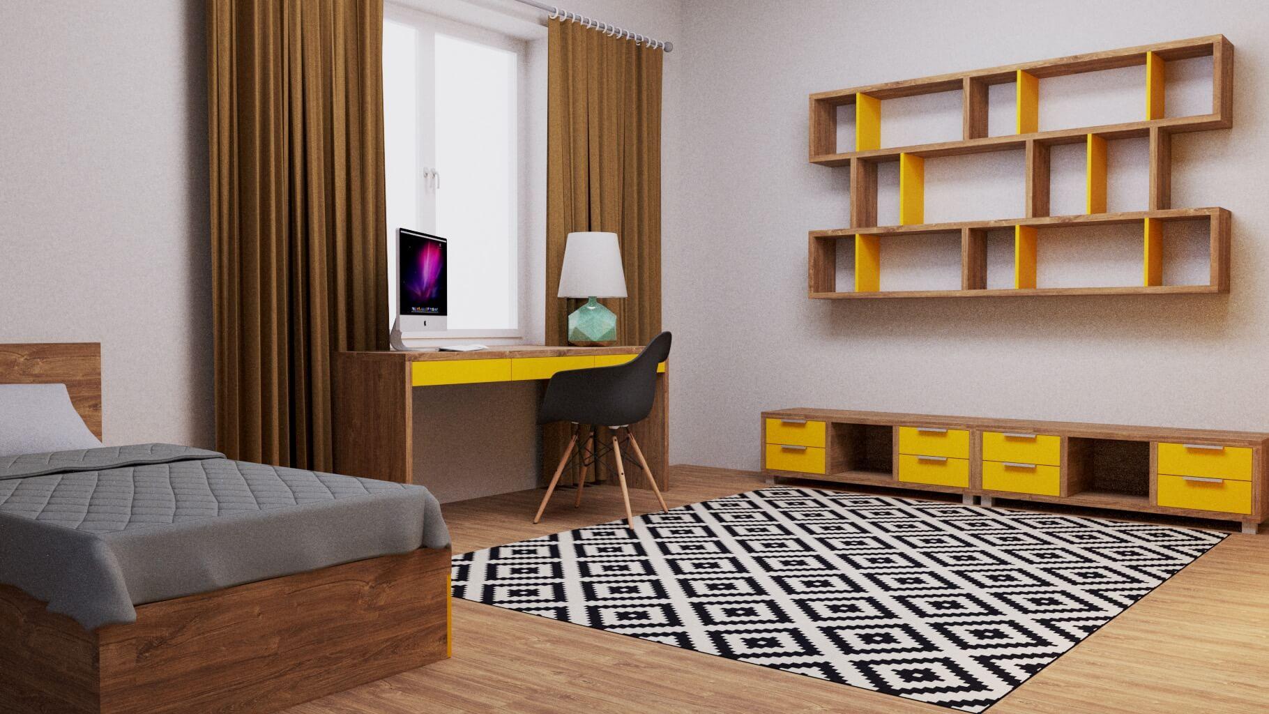 """Комплект мебели для спальни """"Ирма"""" фото"""