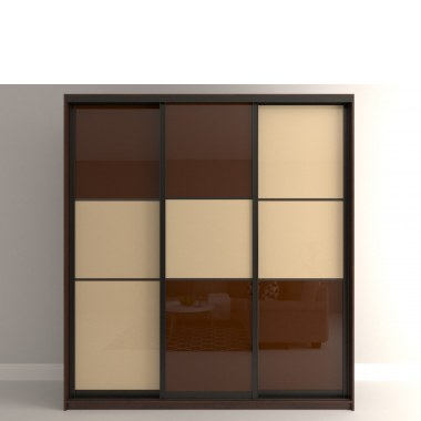 Прямой шкаф-купе Арко фото
