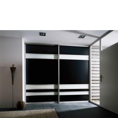 Шкаф-купе Black & White фото
