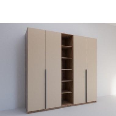 Шкаф распашной Миррор от Владмебстрой
