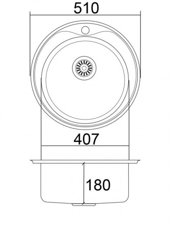 Мойка EMAR 510С Схема