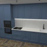 Кухня Деним фото