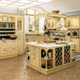 кухня Венеция с островом фото