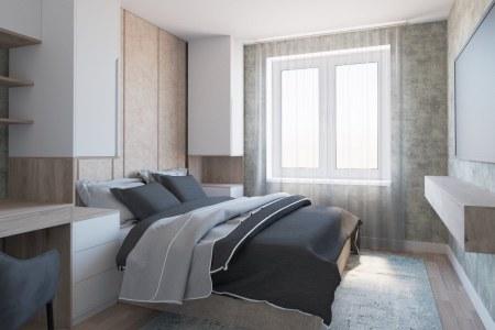 Комплект мебели для спальни Флора во Владимире фото