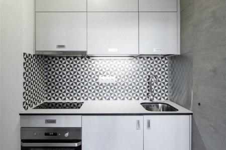 Маленькая кухня Дарси фото
