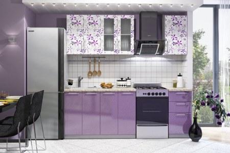 Кухня Флора фото