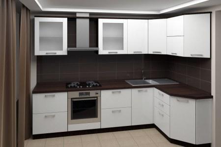 Угловая Кухня Меруви фотография