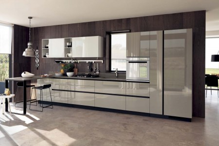 Кухня Модерн от Владмебстрой фото