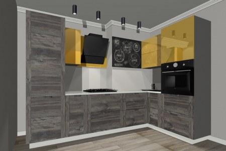 Кухня Пасадена фото