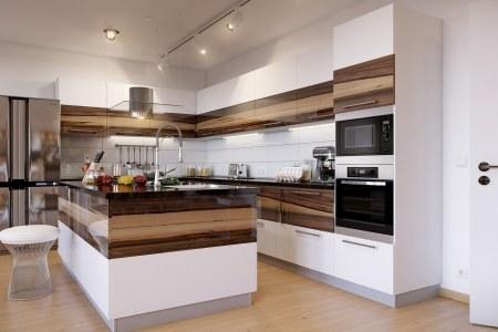 Кухня Селена фотография