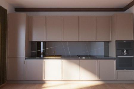 Кухня Терра (ящики Метабокс Blum с доводчиками) фото