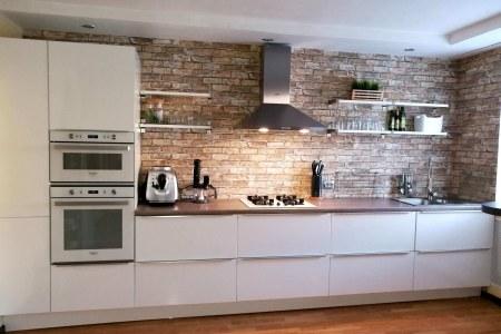 Красивая Кухня Джерси фото