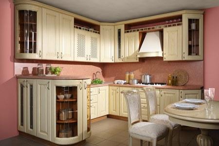 Угловая кухня Палермо фото