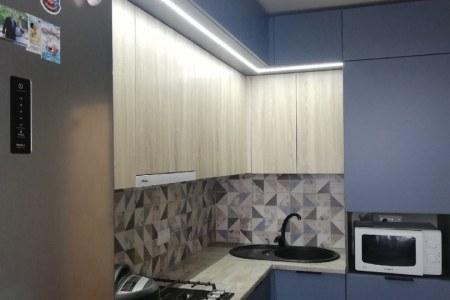 Кухонный гарнитур под потолок фото
