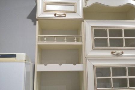 Фасады кухни из массива ясеня фото