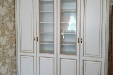 Классический распашной шкаф на заказ