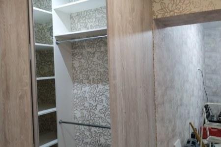 Шкаф-купе гардероб в прихожую