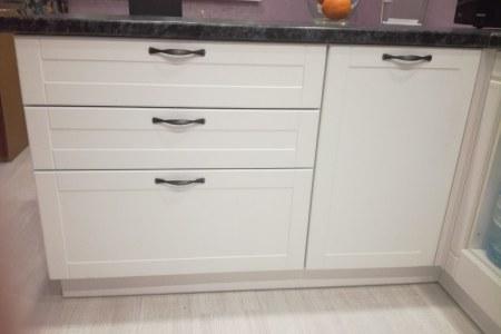Кухня МДФ с фрезеровкой на заказ