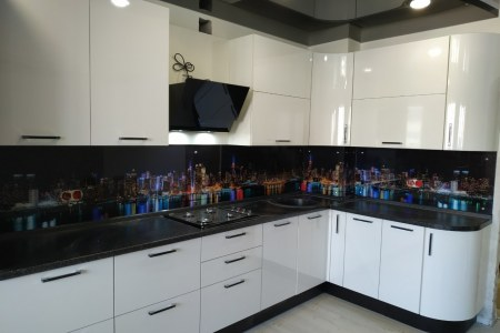 Кухня из пластика ABET
