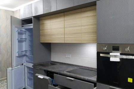 Современная удобная кухня фото