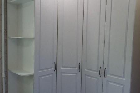 Распашной шкаф на заказ фото