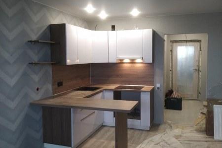 Кухня-студия во Владимире фото