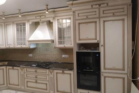 Кухня с кромкой ПВХ фото