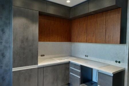 Кухня в стиле Лофт во Владимире фото