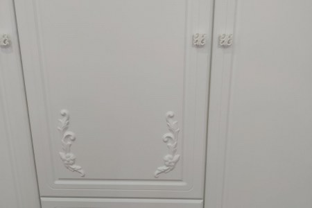Классические фасады из МДФ с лепниной фото