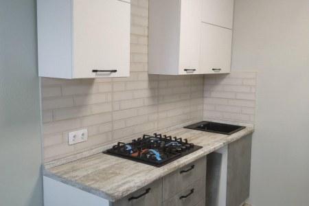 Кухня в ЖК Добросельский фото