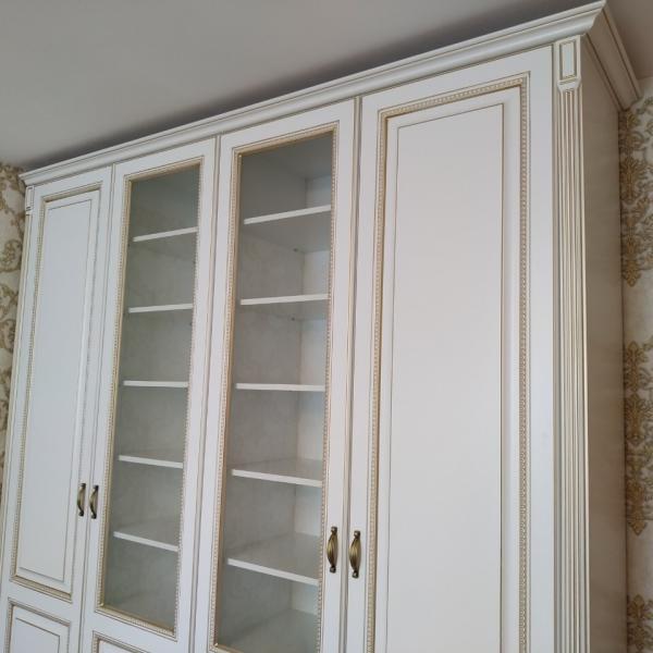 Распашной шкаф на заказ во Владимире
