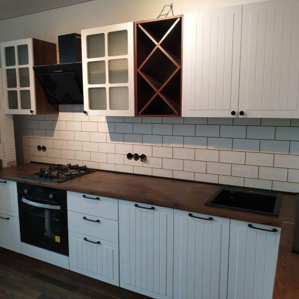 Кухня Санса от Владмебстрой фото