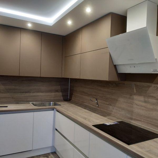 Хайтек кухня во Владимире фото