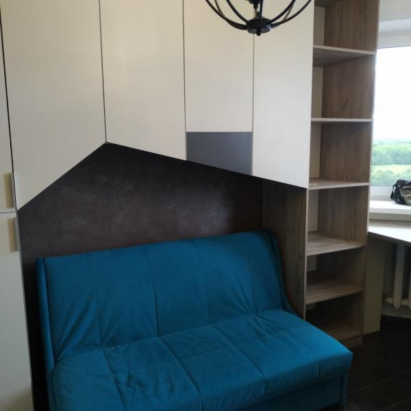 Мебель в комнату девочки на заказ